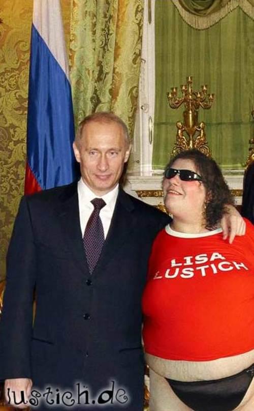 Putin und Lisa