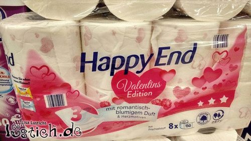 Valentins-Papier