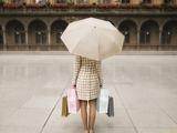 Wonderbra Regenschirm