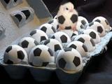 Fußballkücken