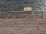 Nichtschwimmer Grenze