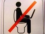 Laptop verboten