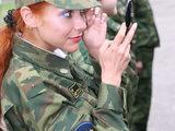 Frauen bei der Armee
