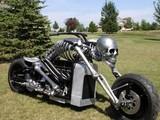 Halloween Chopper