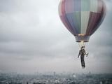 Eine tolle Ballonfahrt