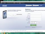 Facebook vor der Einheit