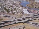 Highway mit Looping