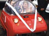 Hochzeit in der Knutschkugel