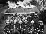 Die Jungs von der Feuerwehr