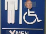 X-Men Toilette