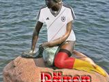 Die deutsche Meerjungfrau