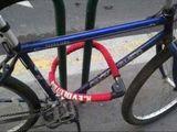 Fahrrad sicher anschließen