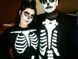 Familiengeeignetes Halloweenkostüm