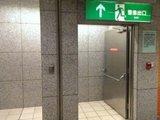 Fluchtweg in Asien