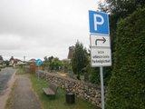Letzte Parkmöglichkeit