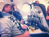 Ein erholsamer Flug