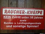 Kneipen-Schild