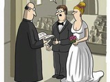 Endgültige Hochzeit