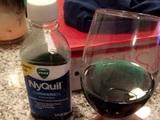 Der Wein am Abend