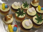 Drogen-Muffins