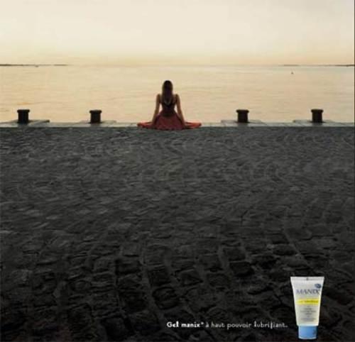 Subtile Werbung