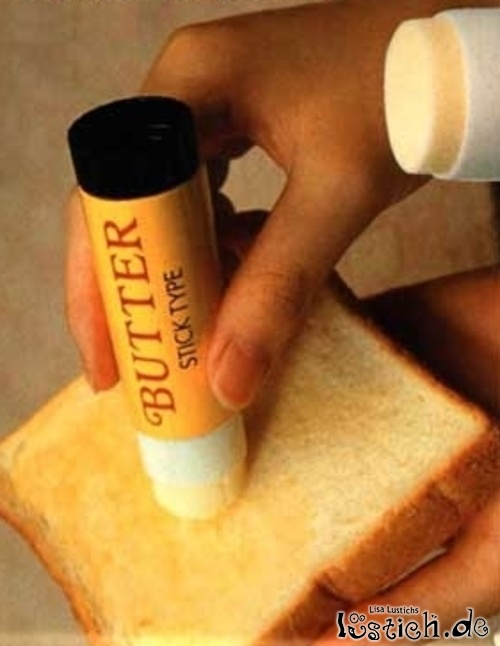 Butter Stift