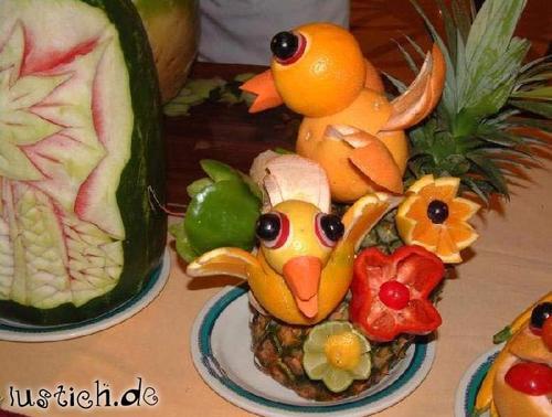 Obst-Kunst