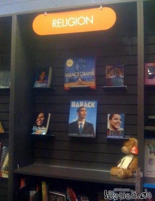 Religion Obama