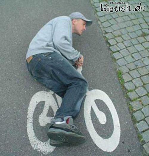 Radfahren mal anders