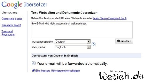 Google-Übersetzung