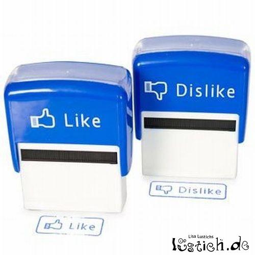 Facebook Stempel
