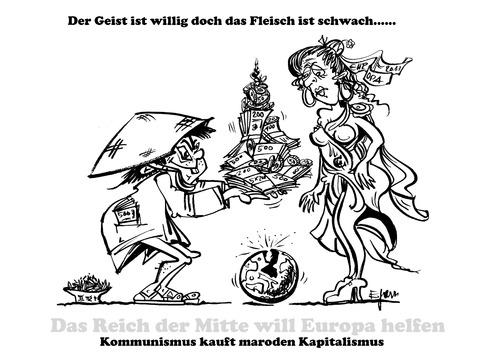 Kommunismus rettet Kapitalismus