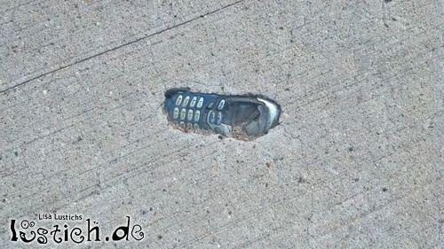 Nokia zerstört selbst Stein