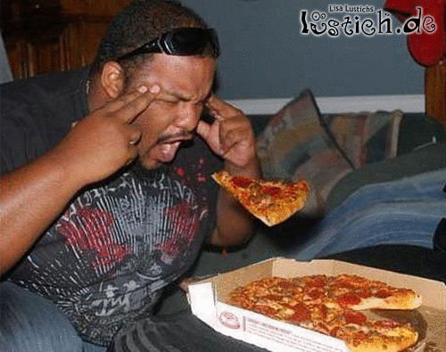 Pizza Telekenese