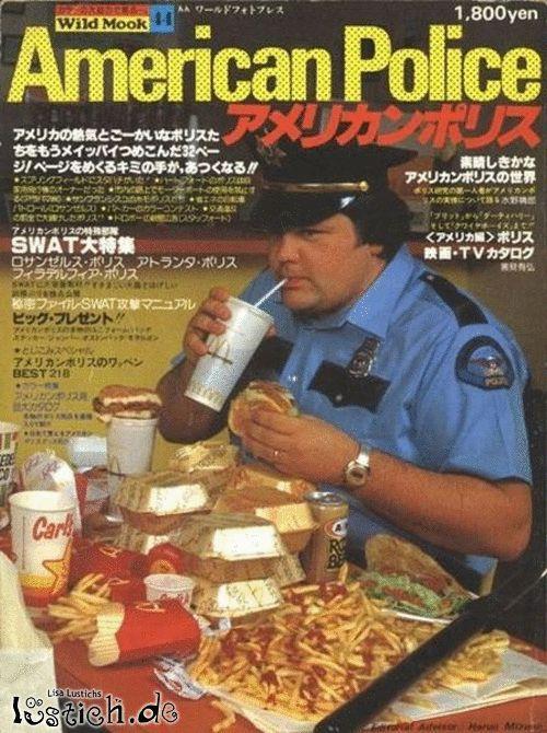Amerikas Polizisten