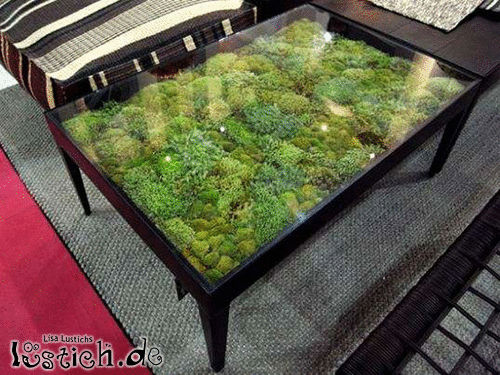 Grüner Tisch