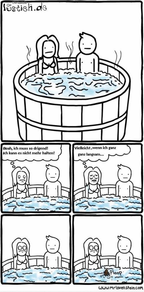 Im Whirlpool