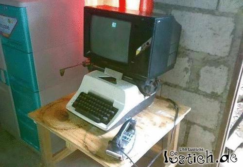 Ich habe einen neuen PC
