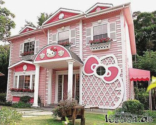 Hello Kitty Haus