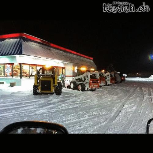 Fast Food in Kanada