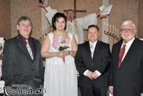 Witziger Pfarrer