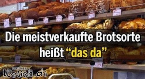 Das beliebteste Brot