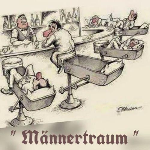 Männertraum