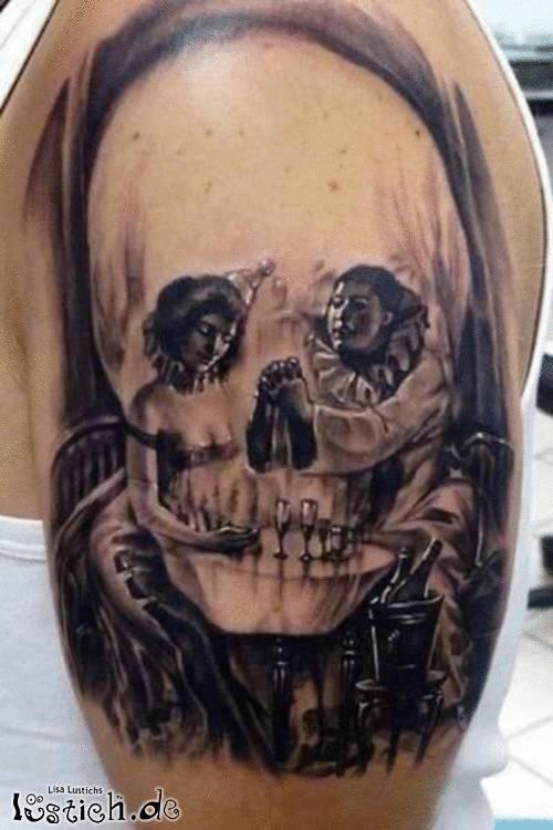 Krasses Tattoo