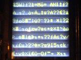 Informations-Tafel