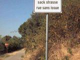 Sack Strasse
