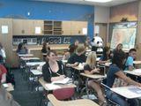 Der Neue in der Klasse
