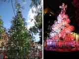 Fahrrad-Weihnachtsbaum
