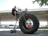 Fahrrad-Konstruktion