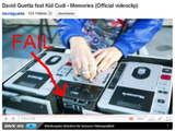 David Guetta Fake DJ